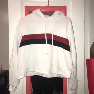 Forever 21 Sweaters - Cropped Hoodie!!!